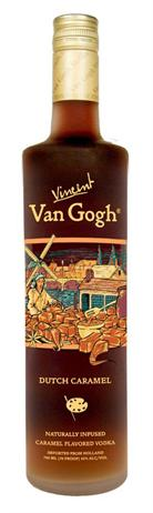 Vincent Van Gogh Vodka Dutch Caramel